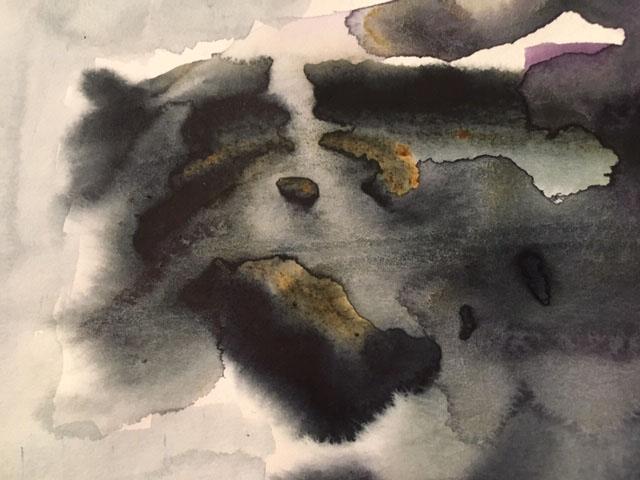 Akvarellek 30 x 30