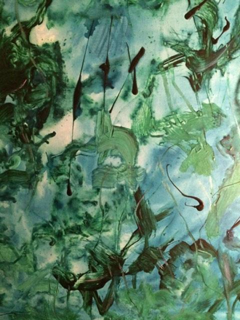Green Garden 110 x 110
